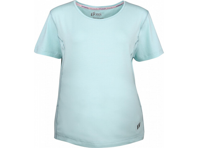 YORK Stefanie T-shirt Dames, light turquoise